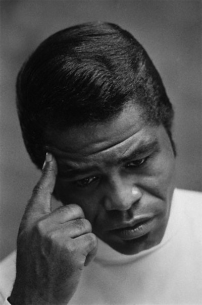 James Brown Portrait